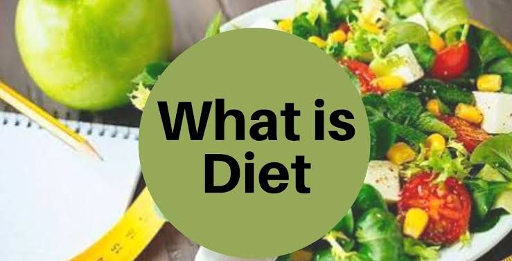 what is diet on a vegetable salad