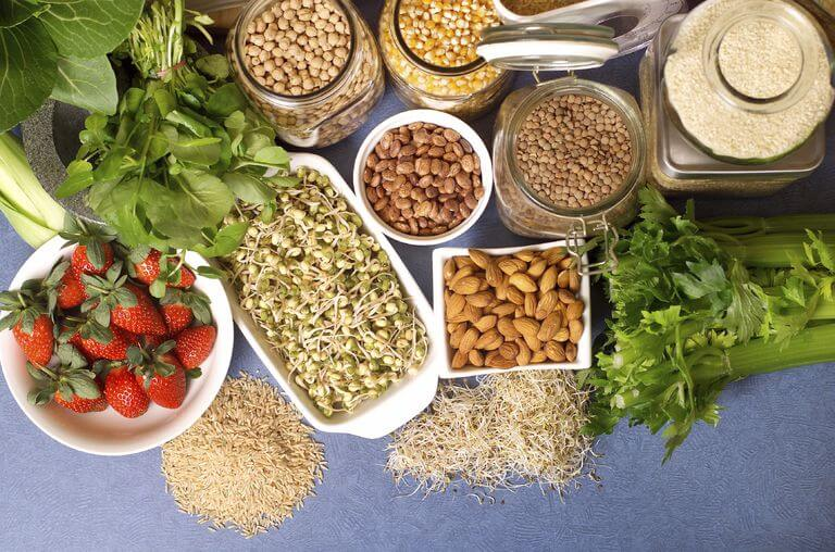 soluble fiber food for reducing belly fat